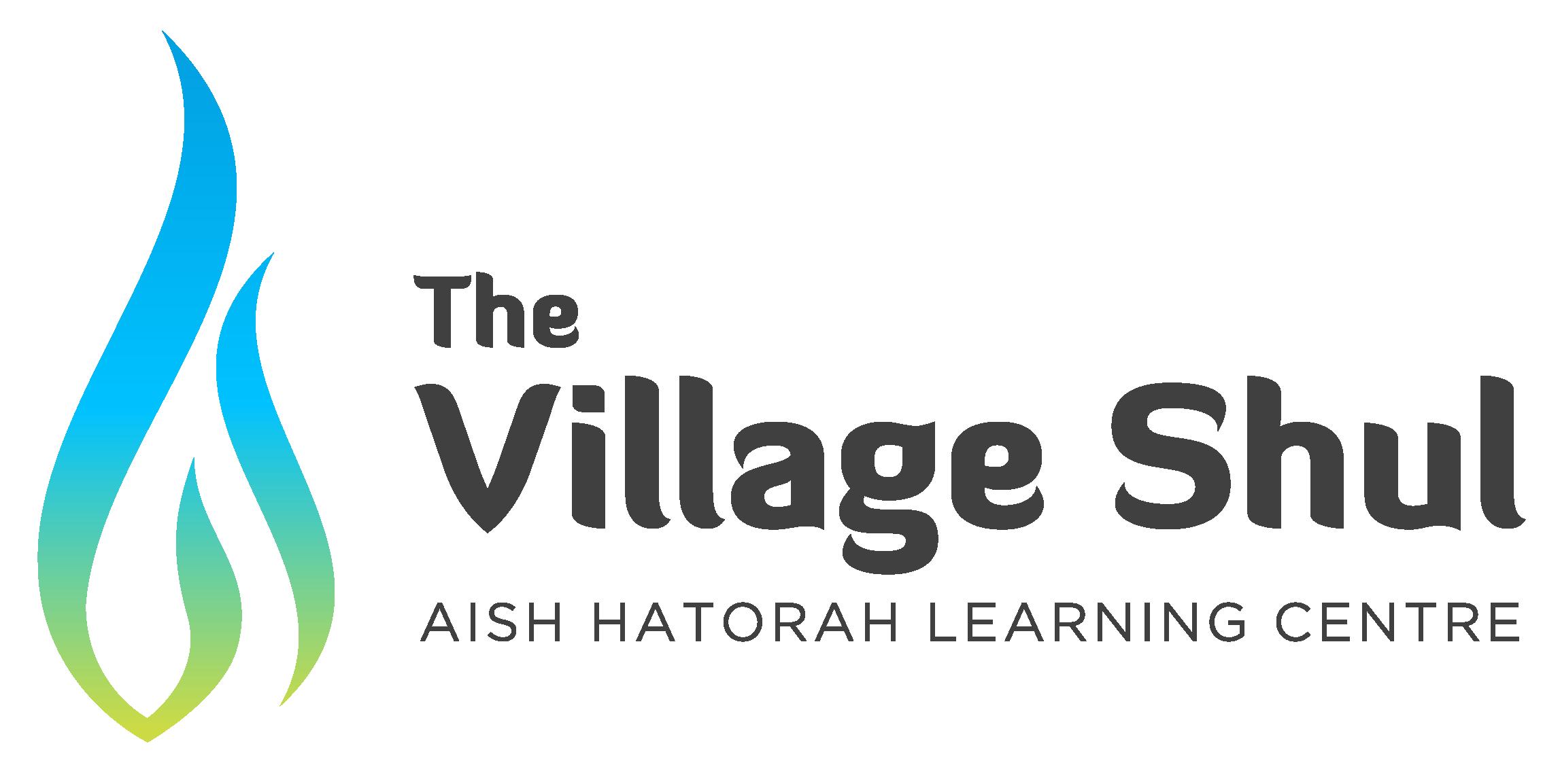 The Village Shul Logo